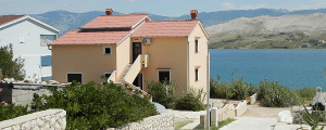 Apartments Pag (Croatia) Villa Marija, accommodation